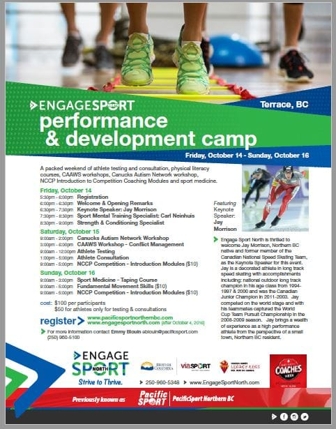 Sports conference performance development city of for 16 camp terrace albany ny
